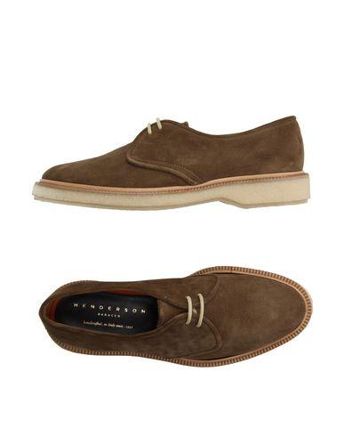 Обувь на шнурках HENDERSON BARACCO 11161459FV
