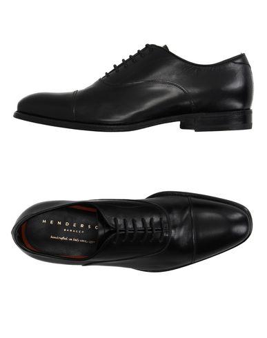 Обувь на шнурках HENDERSON BARACCO 11161460MG