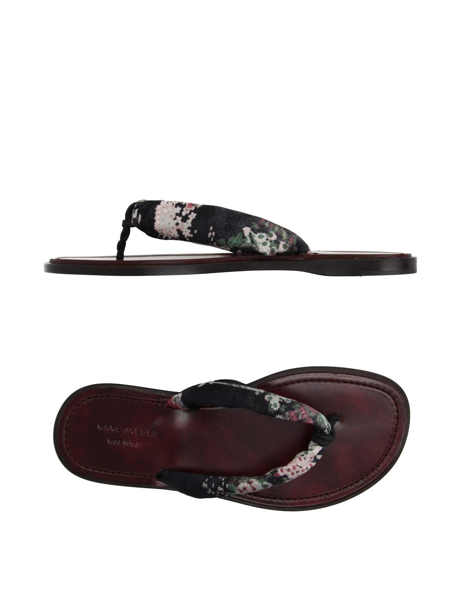 marc jacobs male marc jacobs toe strap sandals