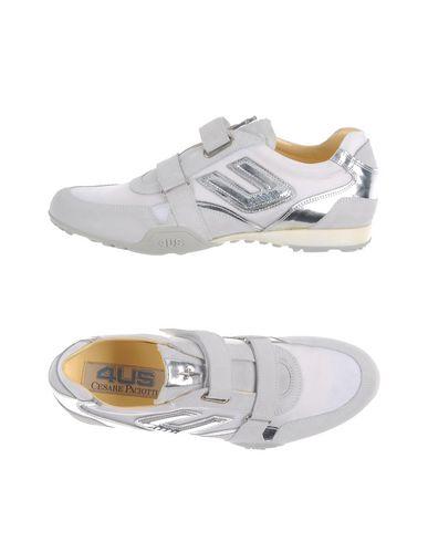 Низкие кеды и кроссовки CESARE PACIOTTI 4US 11162818FX