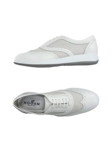 HOGAN Низкие кеды и кроссовки
