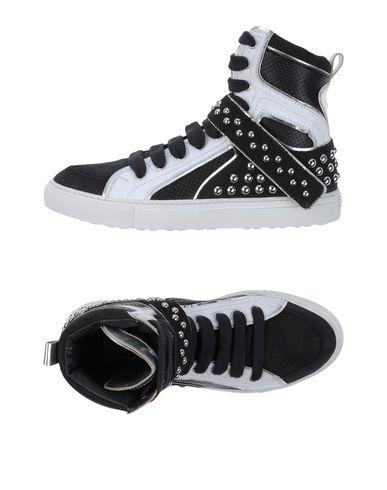 Высокие кеды и кроссовки DSQUARED2 11168089CE