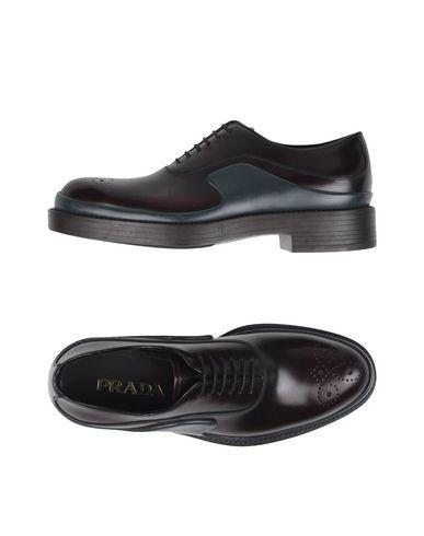 Обувь на шнурках PRADA 11168317SJ