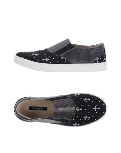 Низкие кеды и кроссовки DOLCE & GABBANA 11168729WP