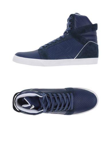 Высокие кеды и кроссовки ARMANI JEANS 11170447OS