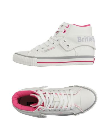 BRITISH KNIGHTS Sneakers & Tennis montantes femme