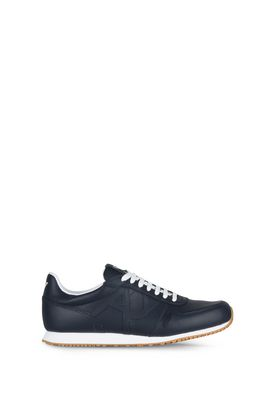 Armani Sneakers Men leather low-top sneakers