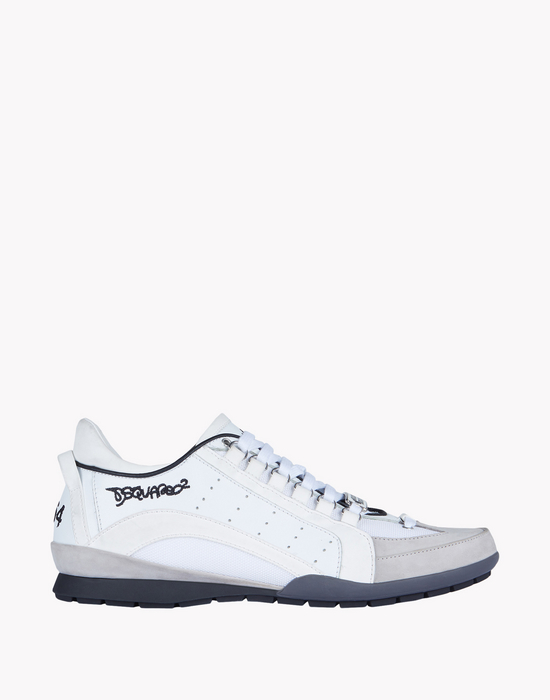551 sneakers shoes Man Dsquared2