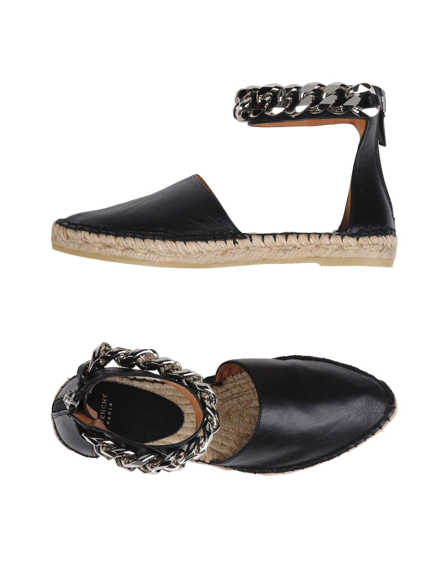 givenchy female givenchy espadrilles