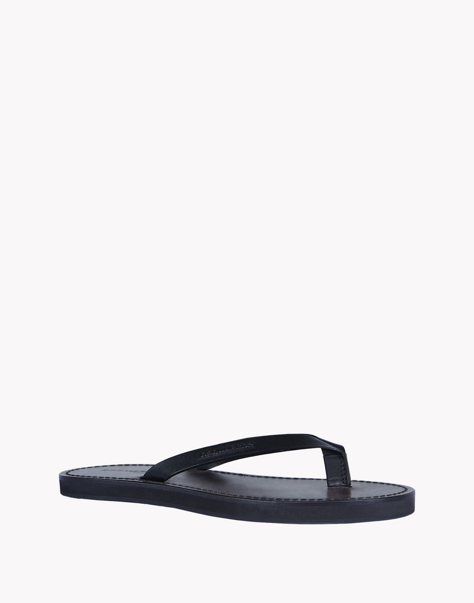 halton flip flops shoes Man Dsquared2