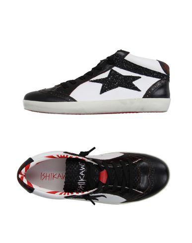 ISHIKAWA Низкие кеды и кроссовки