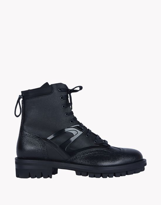 woody lace-up boots shoes Man Dsquared2