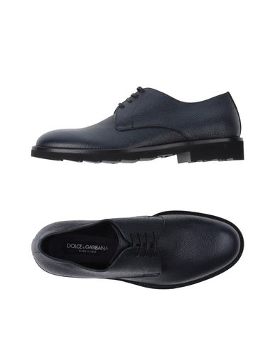 Обувь на шнурках DOLCE & GABBANA 11177016OV