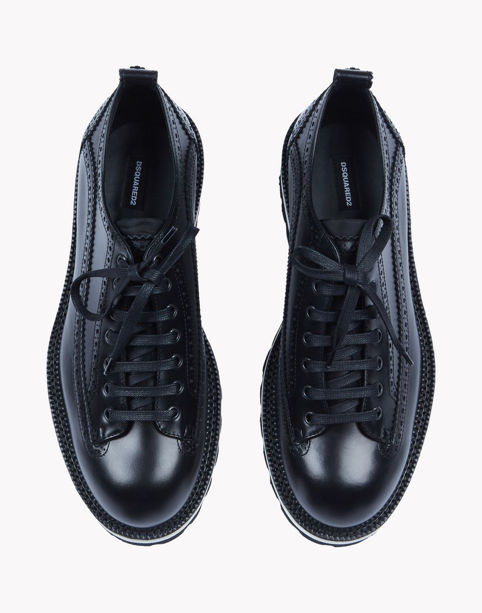 brighton lace-ups shoes Man Dsquared2