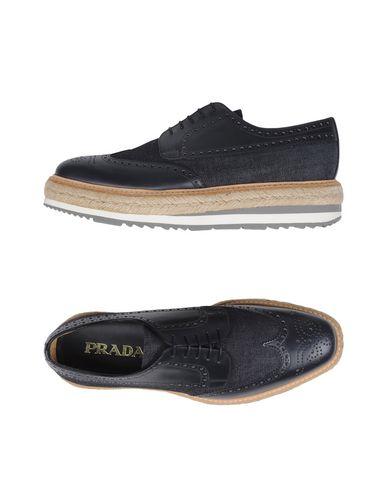 Обувь на шнурках PRADA 11181366GO
