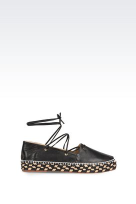 Armani Espadrilles Women shoes