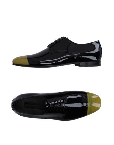 Обувь на шнурках BURBERRY PRORSUM 11182795SD