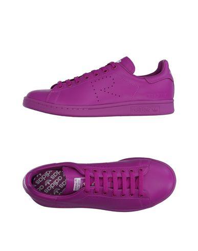 RAF SIMONS X ADIDAS Низкие кеды и кроссовки adidas x raf simons кожаные кеды raf simons stan smith