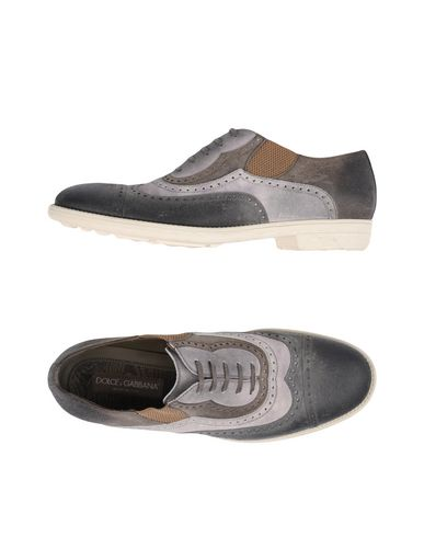 Обувь на шнурках DOLCE & GABBANA 11184188IQ