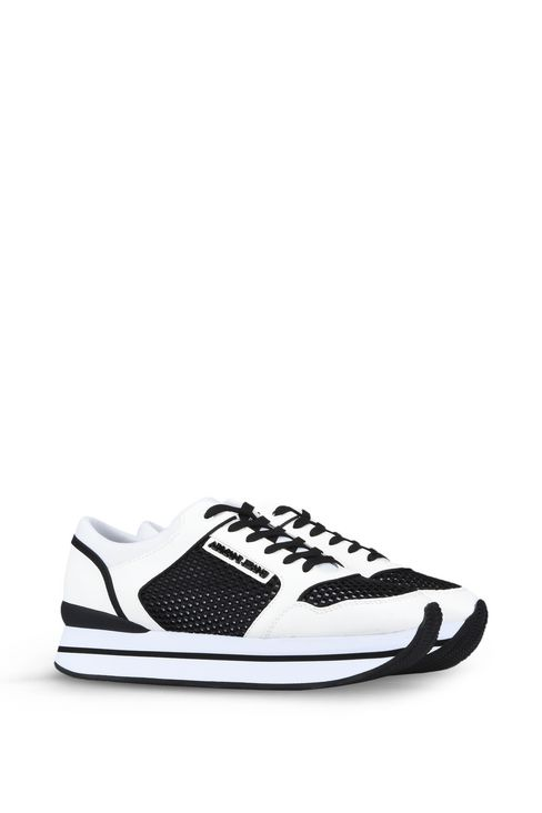 Top Quality Sale Online Cheap Shop Armani Sneakers Shoes Women Cheap Sale 2018 New Best Store To Get For Sale MiXfmTsL5c