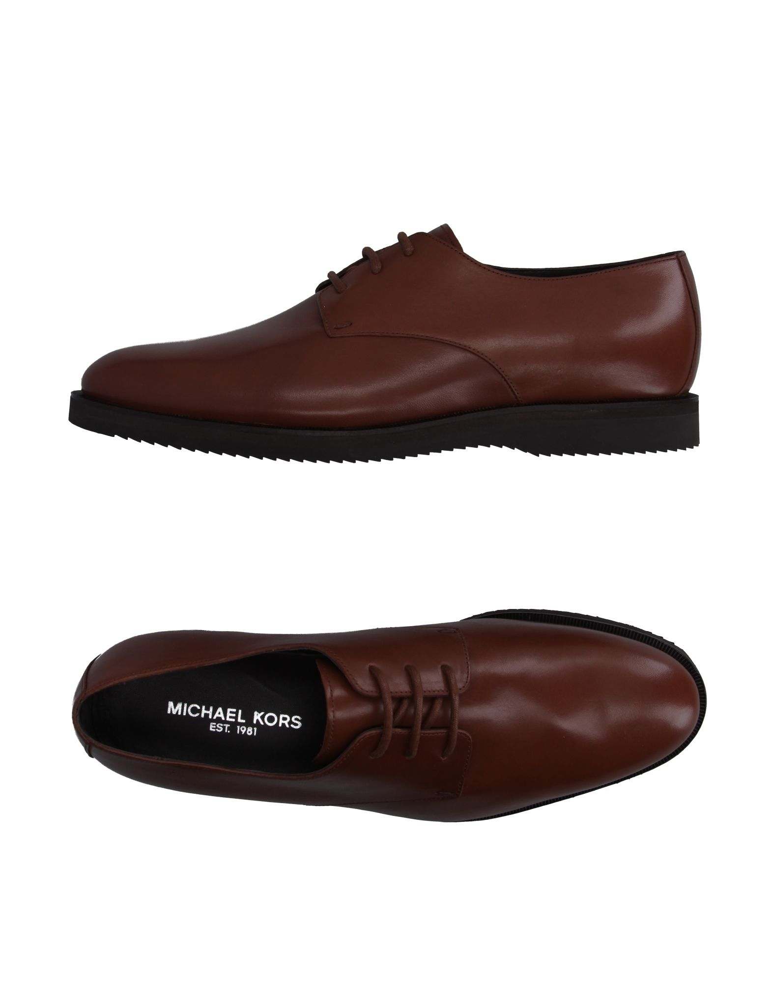 michael kors male michael kors laceup shoes