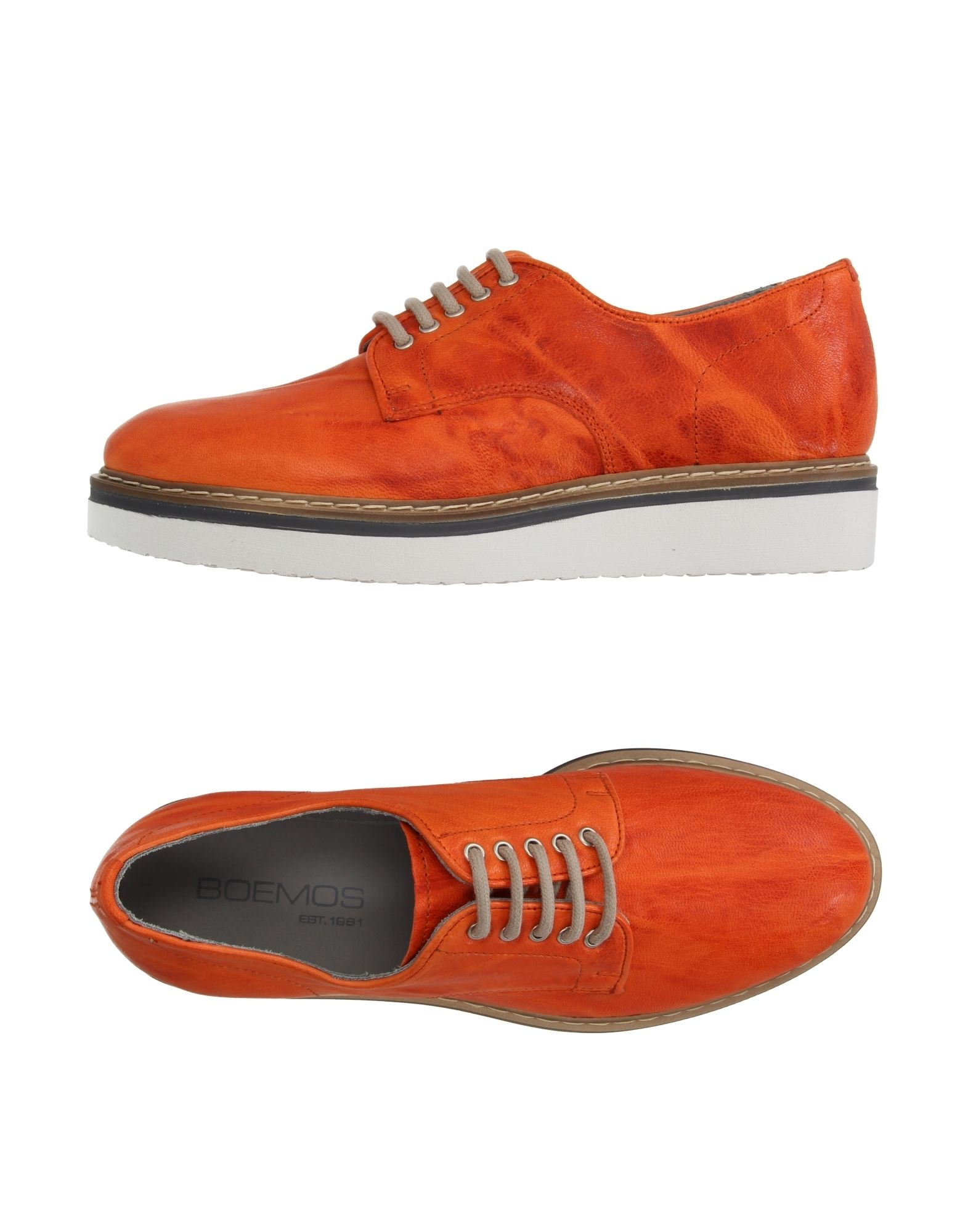 boemos female boemos laceup shoes