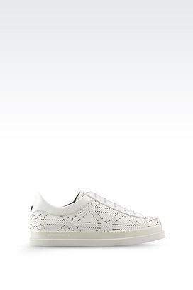 Armani Sneakers Women shoes