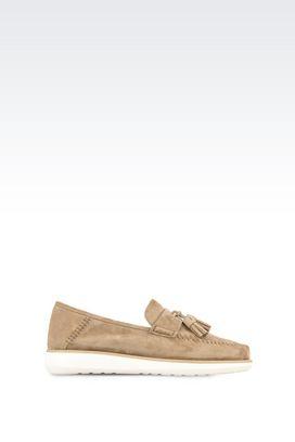 Armani Moccasins Men shoes