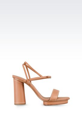 Armani High-heeled sandals Women shoes
