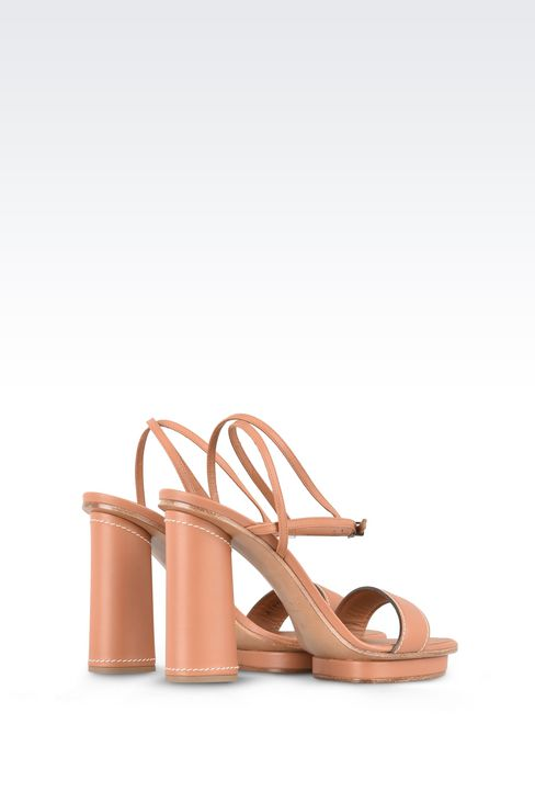 Shoes: High-heeled sandals Women by Armani - 3