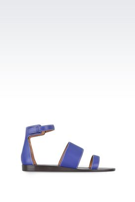 Armani Flat sandals Women shoes