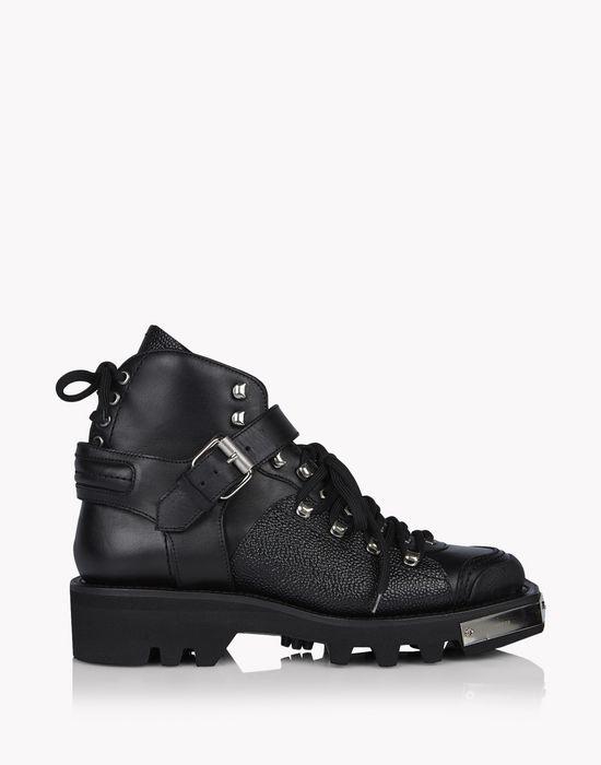 hiking combat boots scarpe Uomo Dsquared2