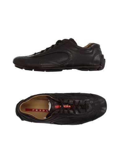 Низкие кеды и кроссовки PRADA SPORT 11191921SM