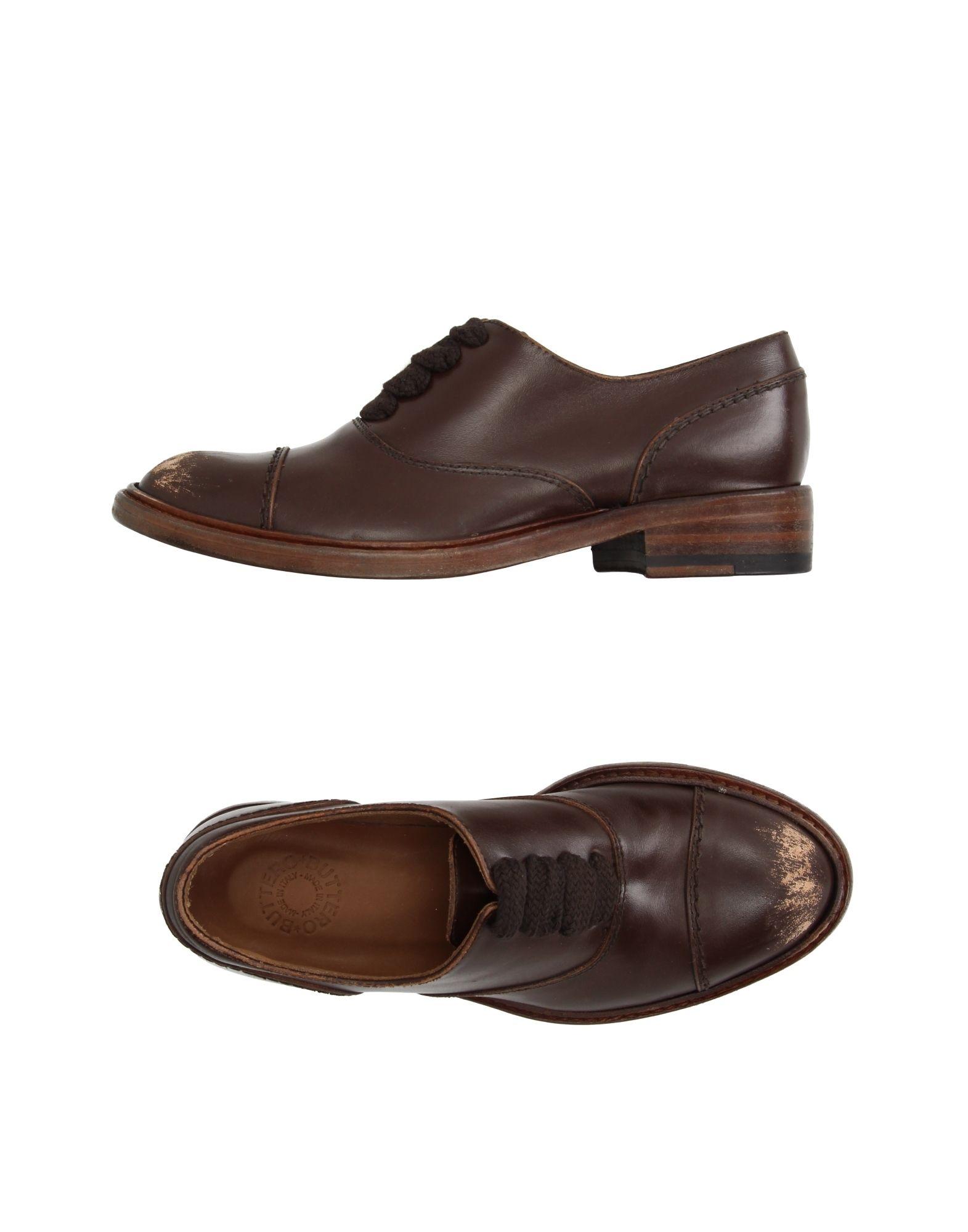 buttero female butteroreg laceup shoes