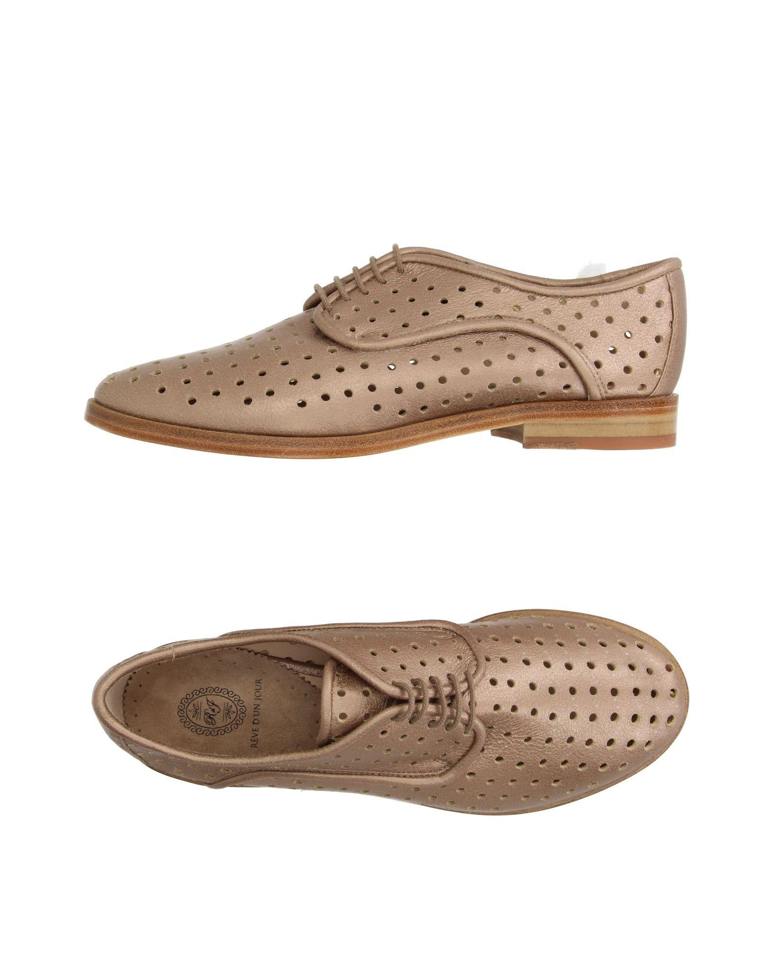 reve dun jour female reve dun jour laceup shoes