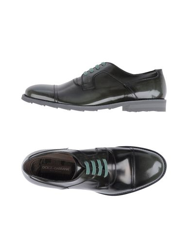 Обувь на шнурках DOLCE & GABBANA 11193649JG