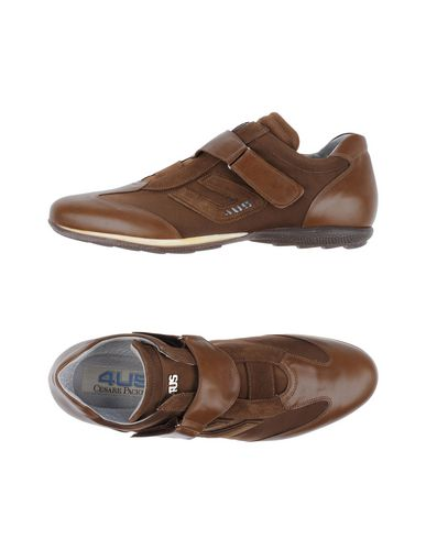 Низкие кеды и кроссовки CESARE PACIOTTI 4US 11193884CP