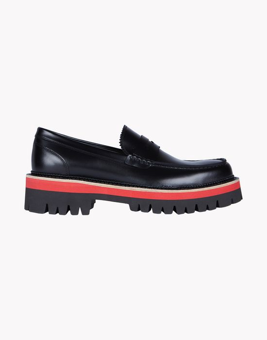 construction loafers chaussures Homme Dsquared2