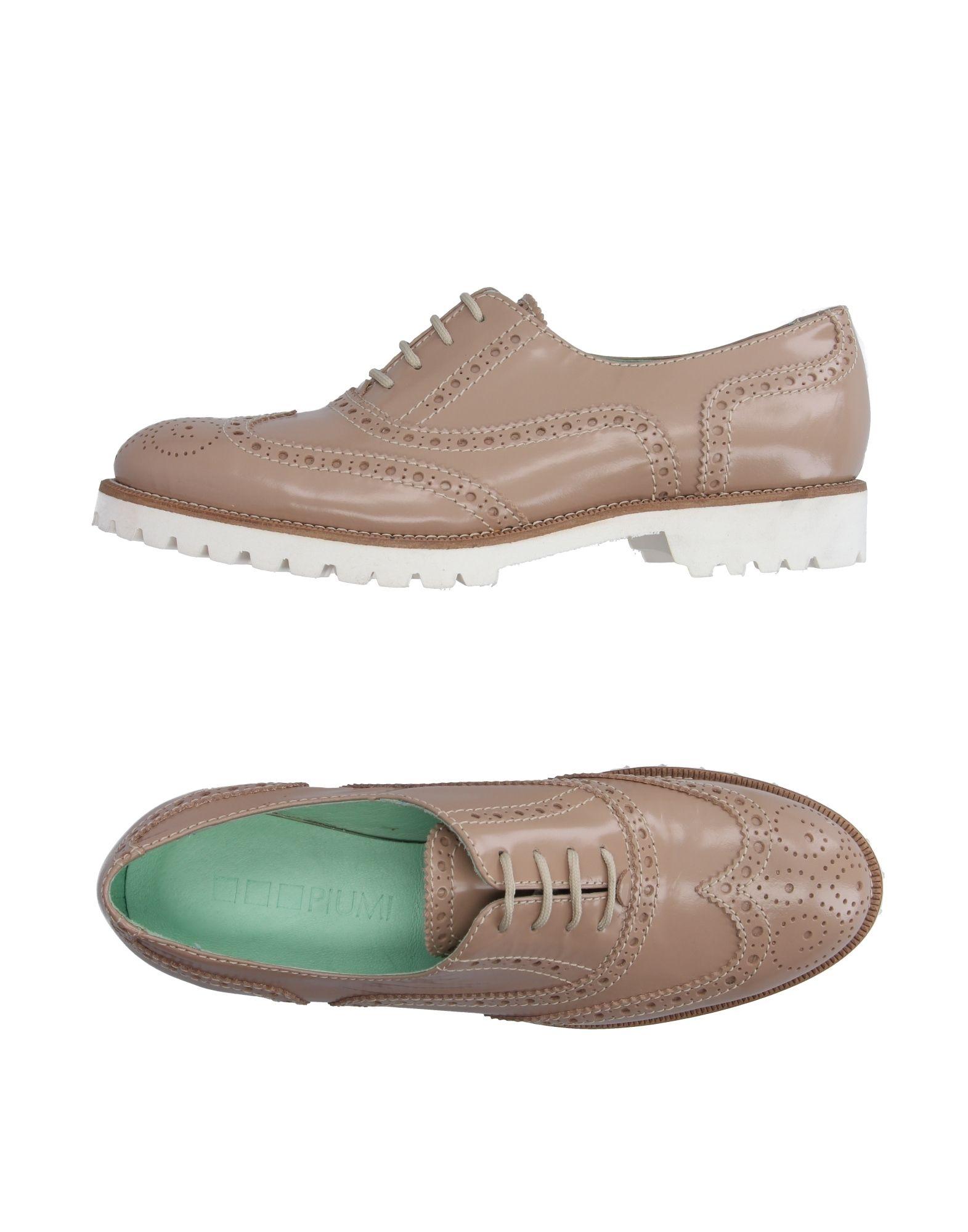 piumi female piumi laceup shoes