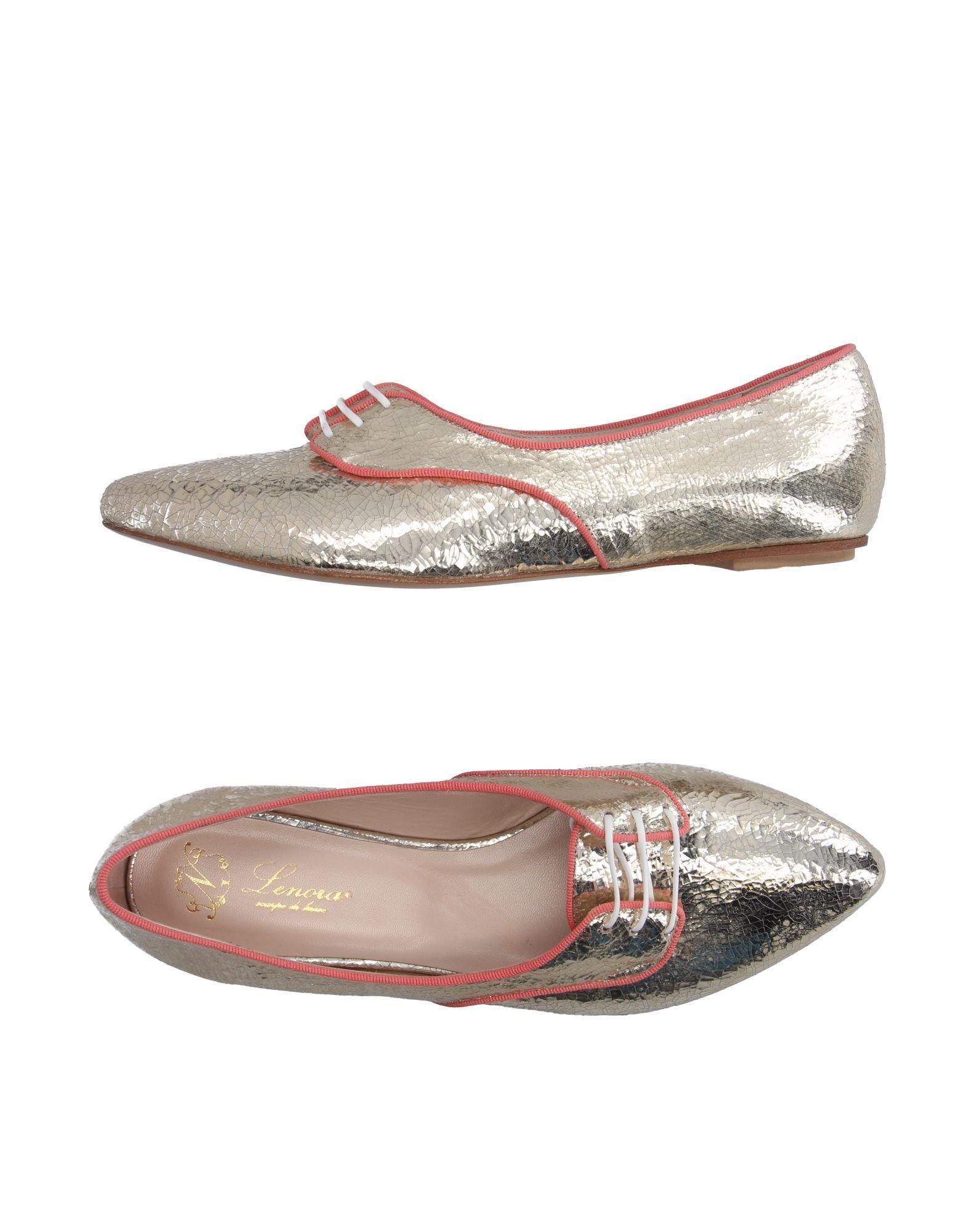 lenora female lenora laceup shoes