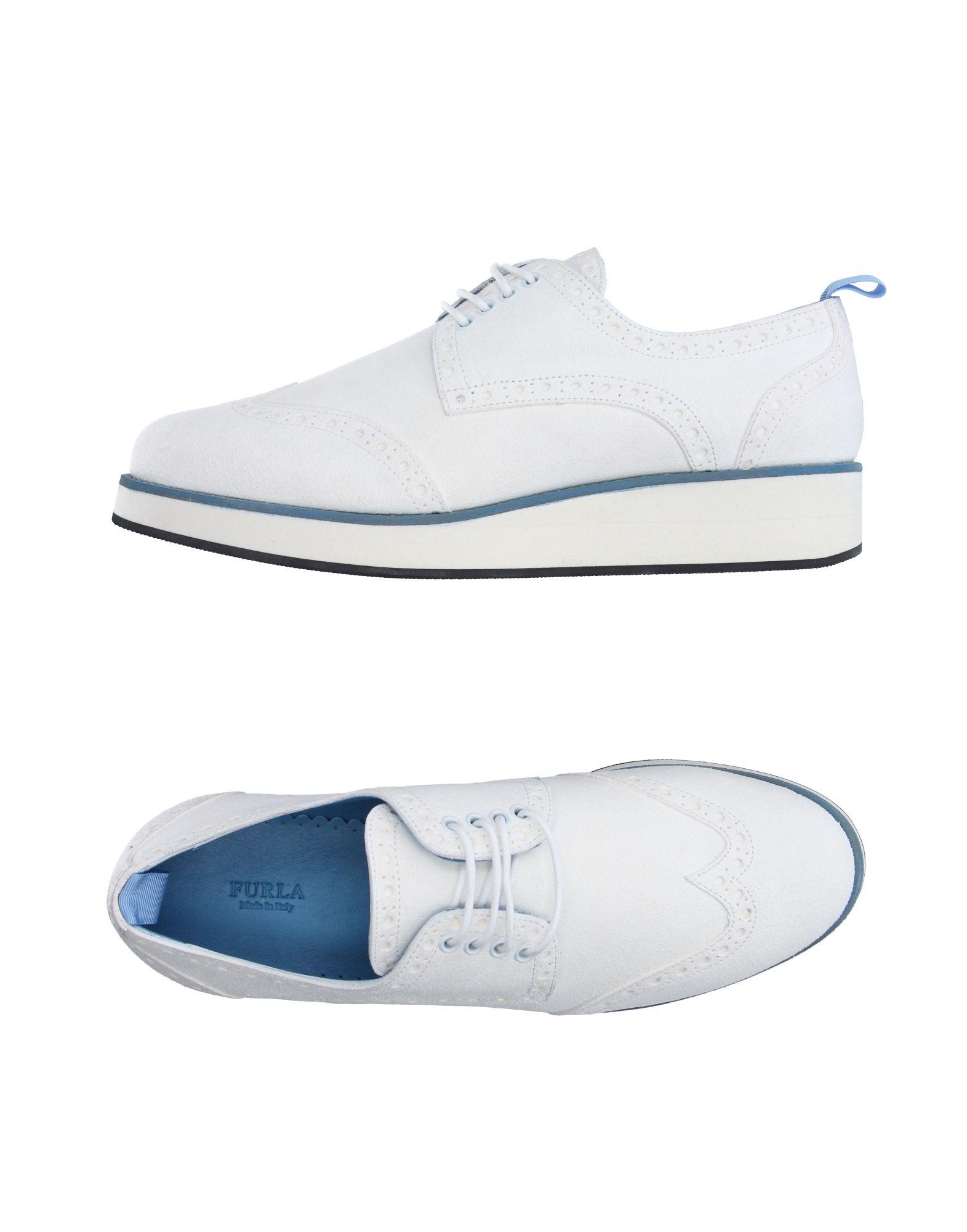 furla female furla laceup shoes
