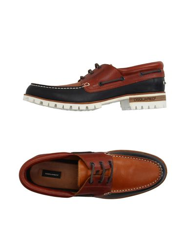 Обувь на шнурках DSQUARED2 11195620TD