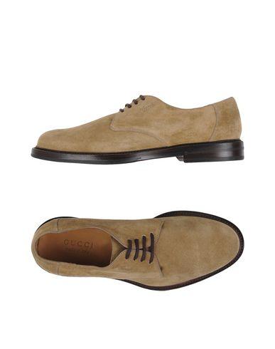 Обувь на шнурках GUCCI 11196806UN