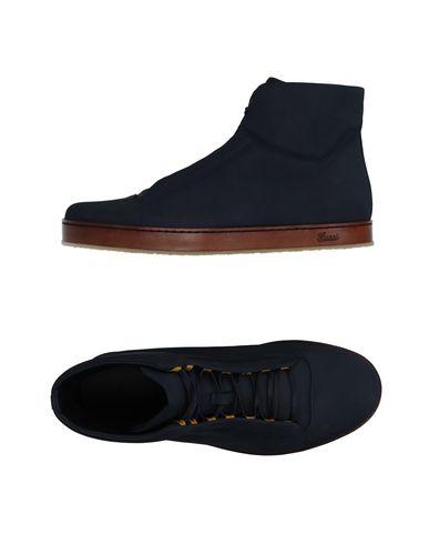 Высокие кеды и кроссовки GUCCI 11196843OS