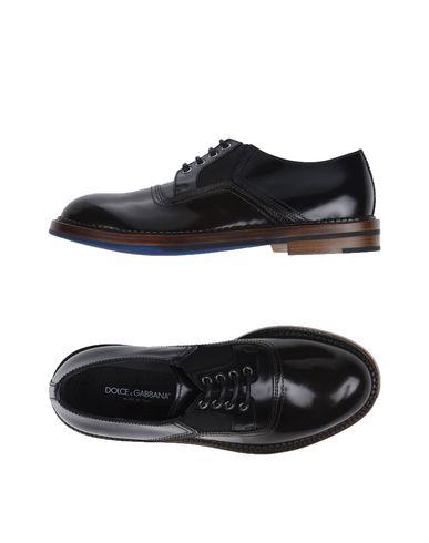 Обувь на шнурках DOLCE & GABBANA 11197010SG