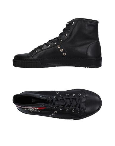 Высокие кеды и кроссовки GUCCI 11197351OJ