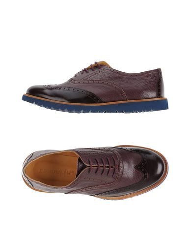 Обувь на шнурках EMPORIO ARMANI 11198057XB