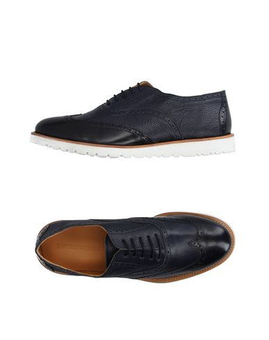 Обувь на шнурках EMPORIO ARMANI 11198057XU