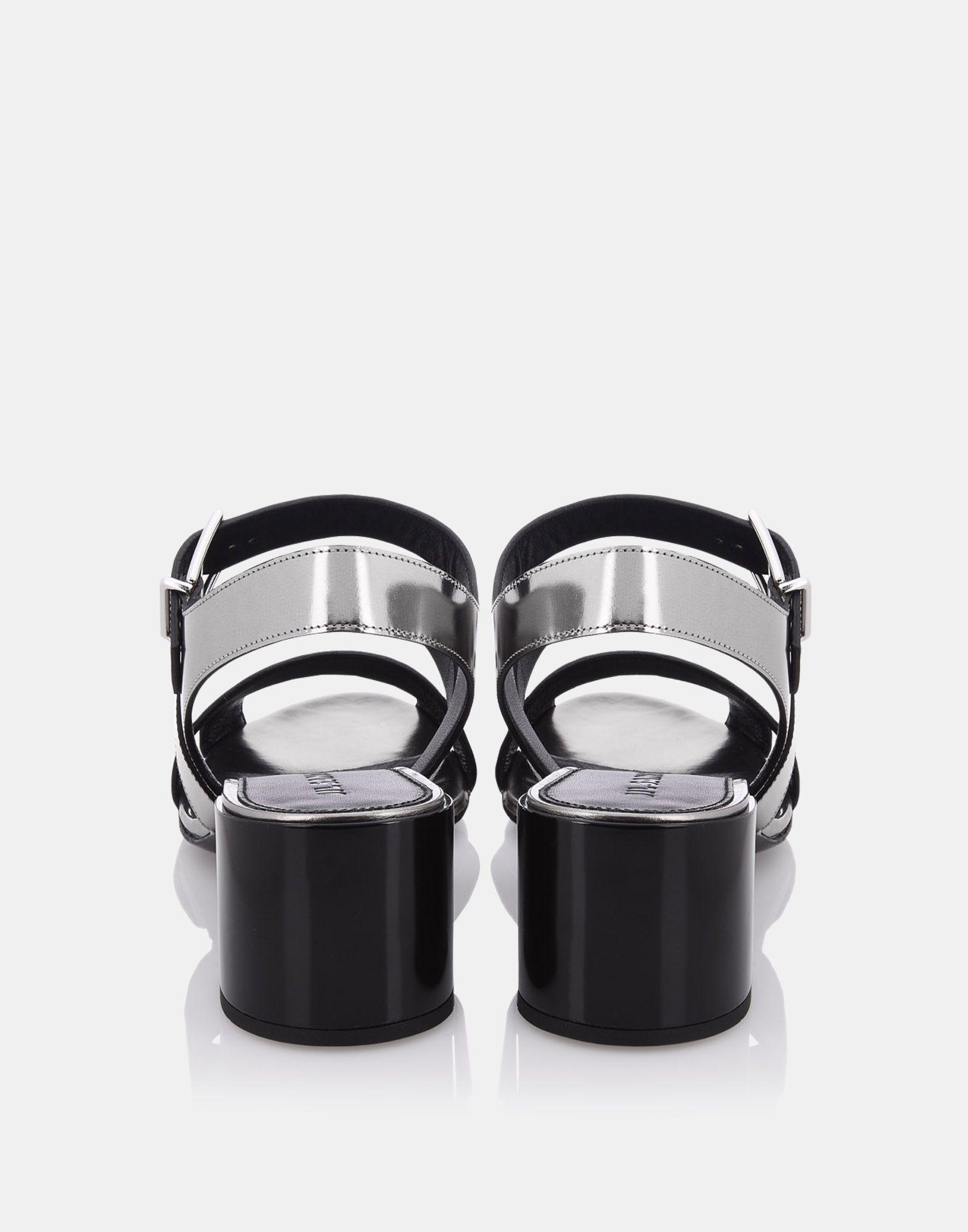 High-heeled sandals - JIL SANDER Online Store