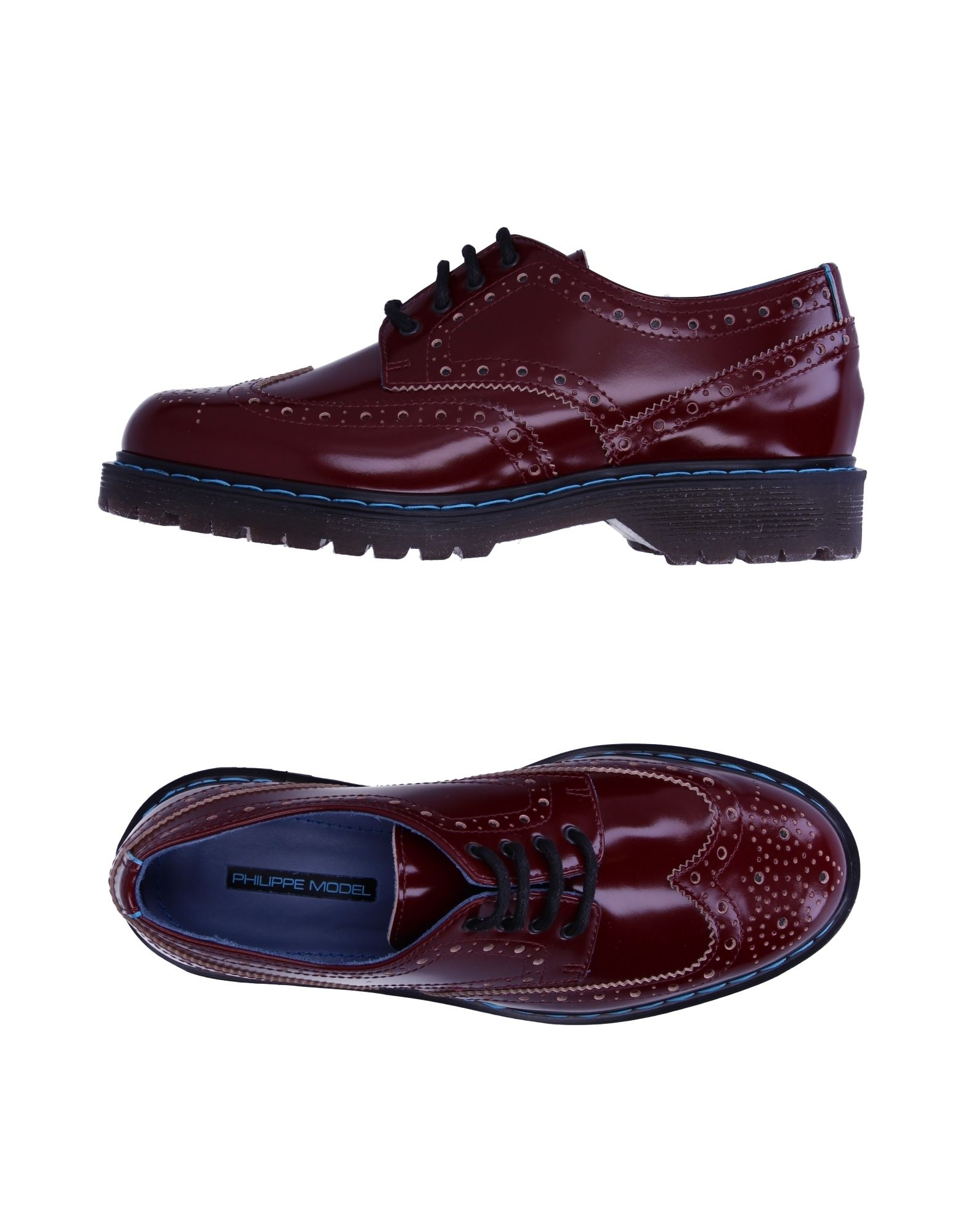 philippe model female philippe model laceup shoes